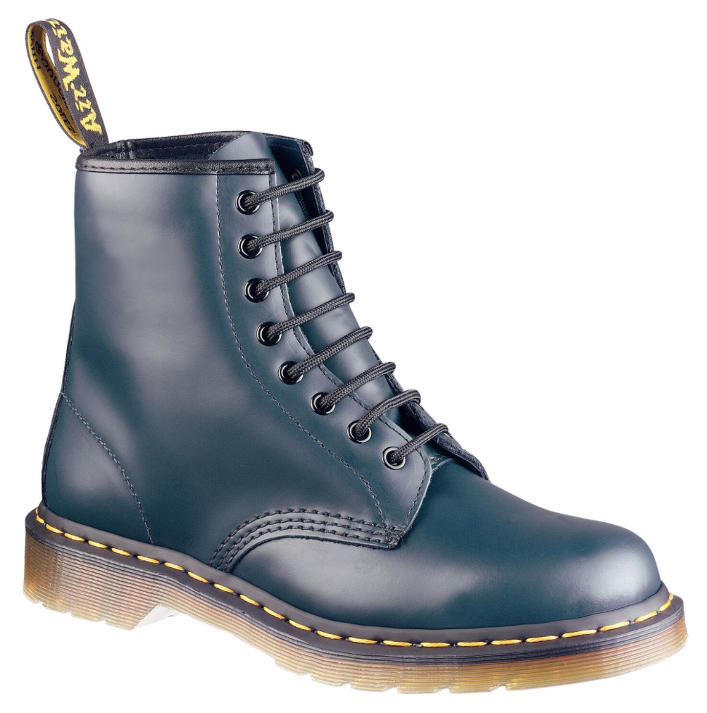 1460 8 Eye Boot Navy $299.00