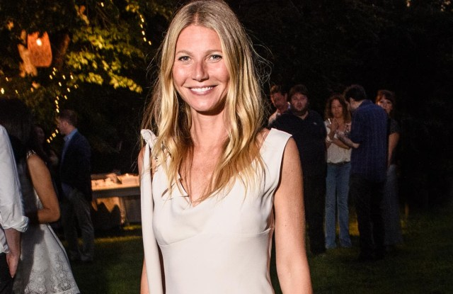 Gwyneth Paltrow's Goop products are now being sold on Net-a-porter for the first time.