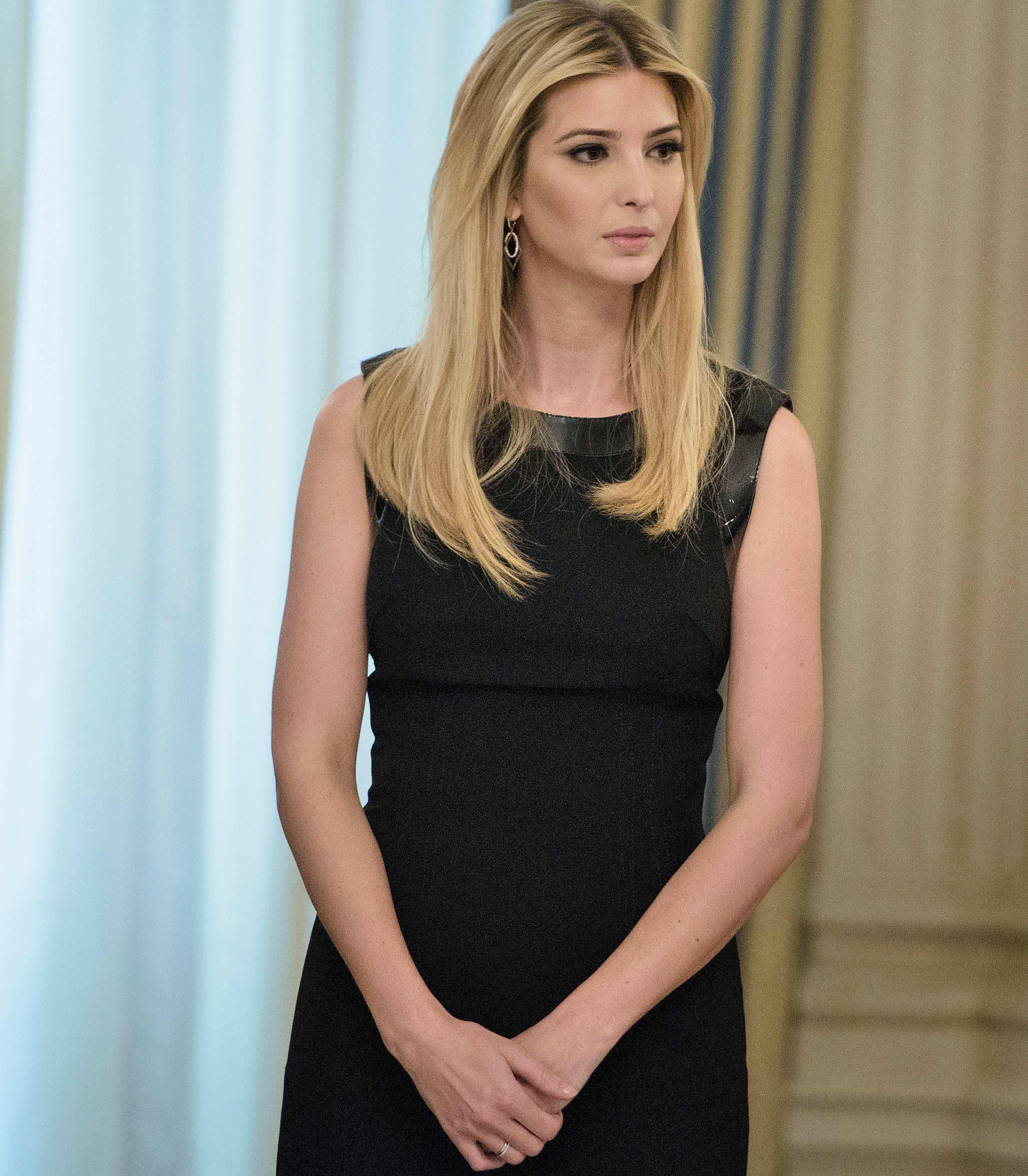 The Ivanka Trump fashion label has been re-labelled and sold as Adrienne Vittadini Studio. G-III Apparel Group who distribute the brand have vowed to correct the issue which occurred without consent from Ivanka.