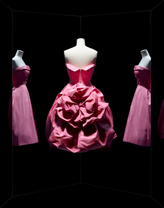 Dior is celebrating their 70th birthday with an exhibition of iconic designs at the Musée des Arts Décoratifs in Paris.