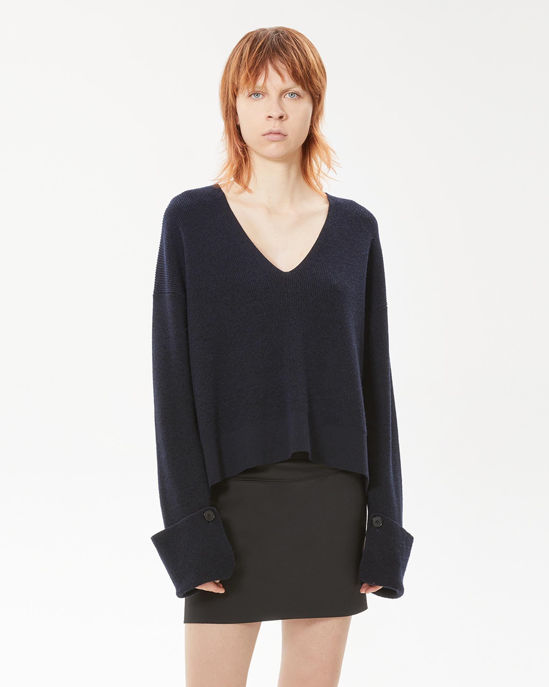 Helmut Lang 13 - Cotton Cash Sweater