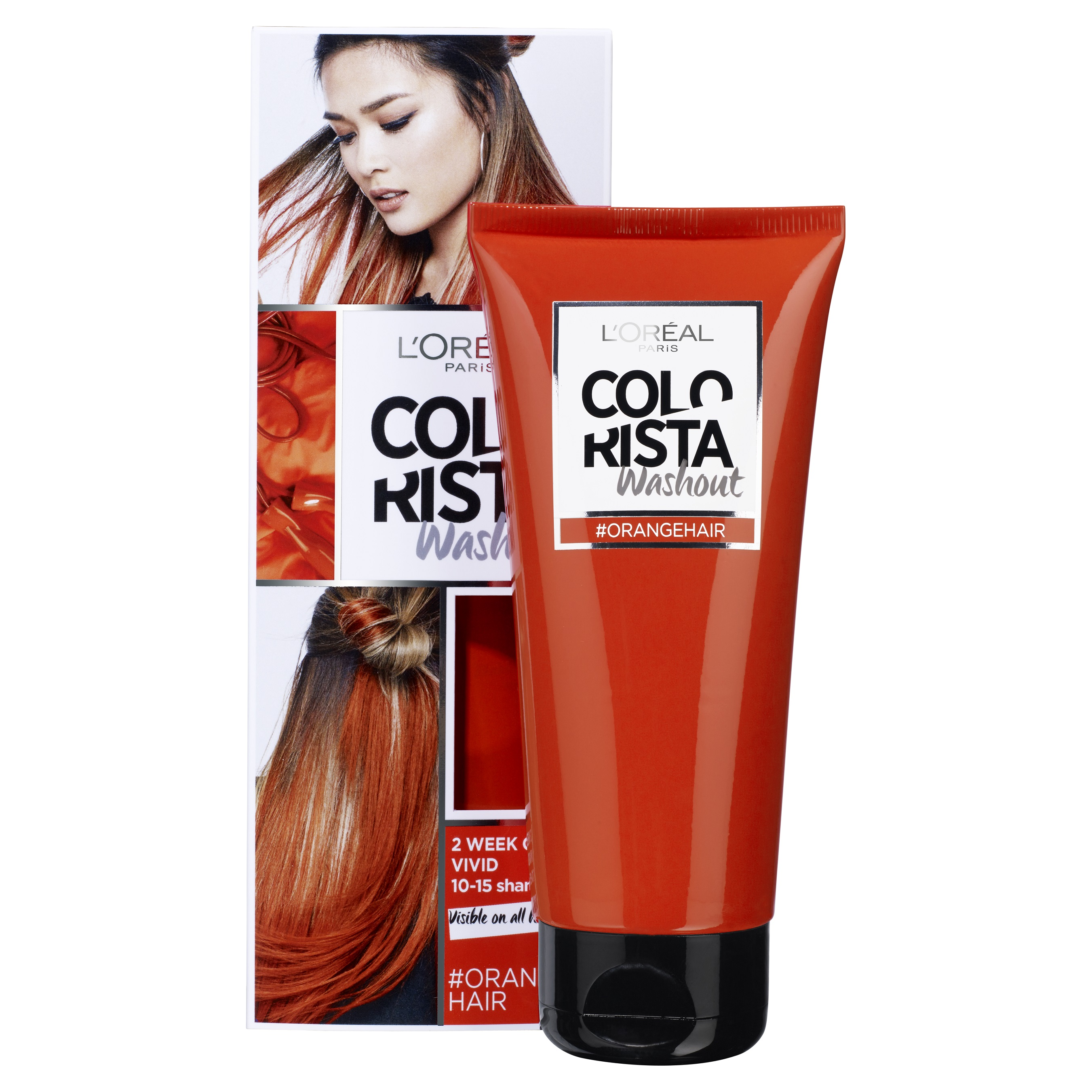 L'Oréal Paris Colorista Washout, Orange RRP$17.99