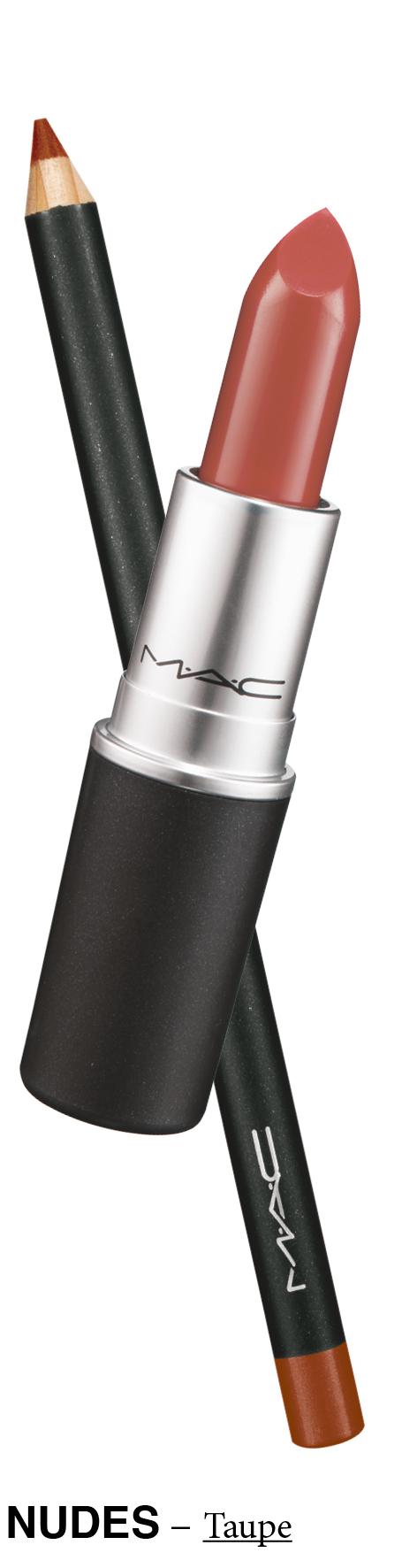 MAC Lip Kits NUDES Taupe