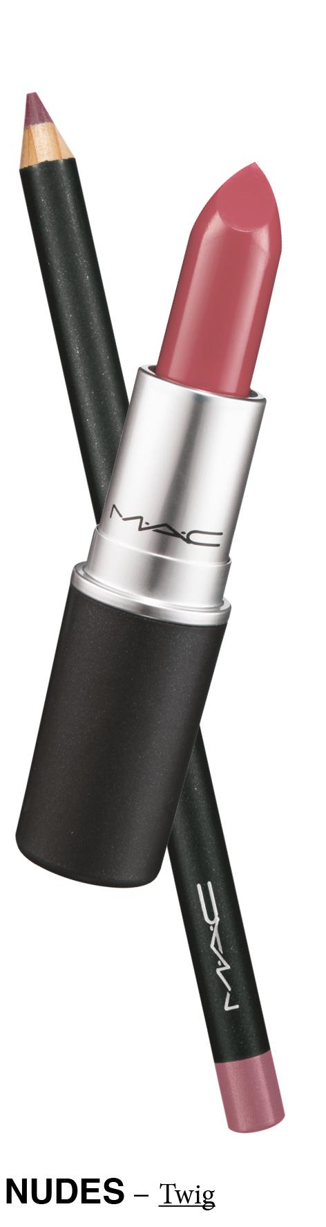 MAC Lip Kits NUDES Twig