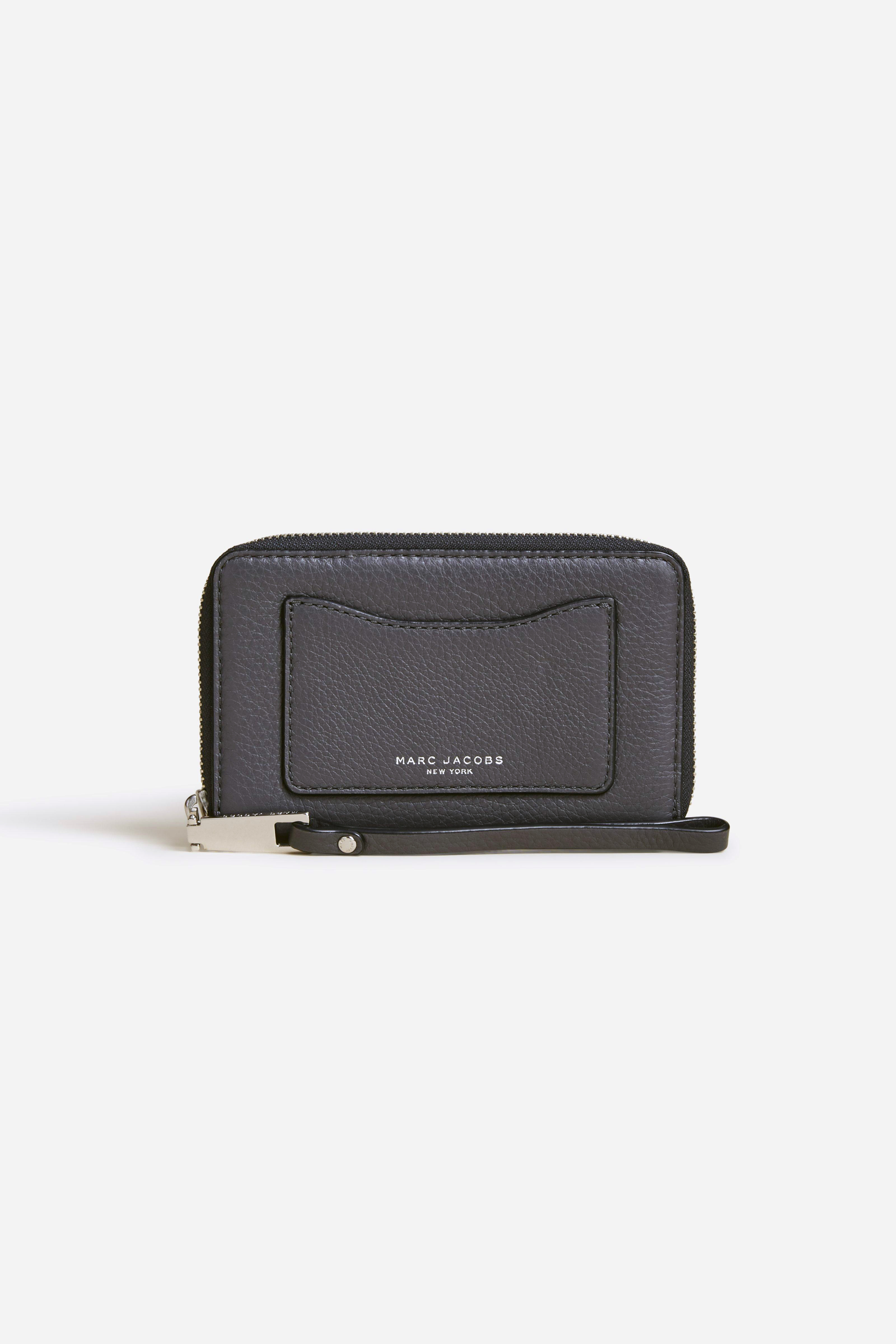 Marc Jacobs 12 - Recruit Zip Phone Wristlet - Shadow
