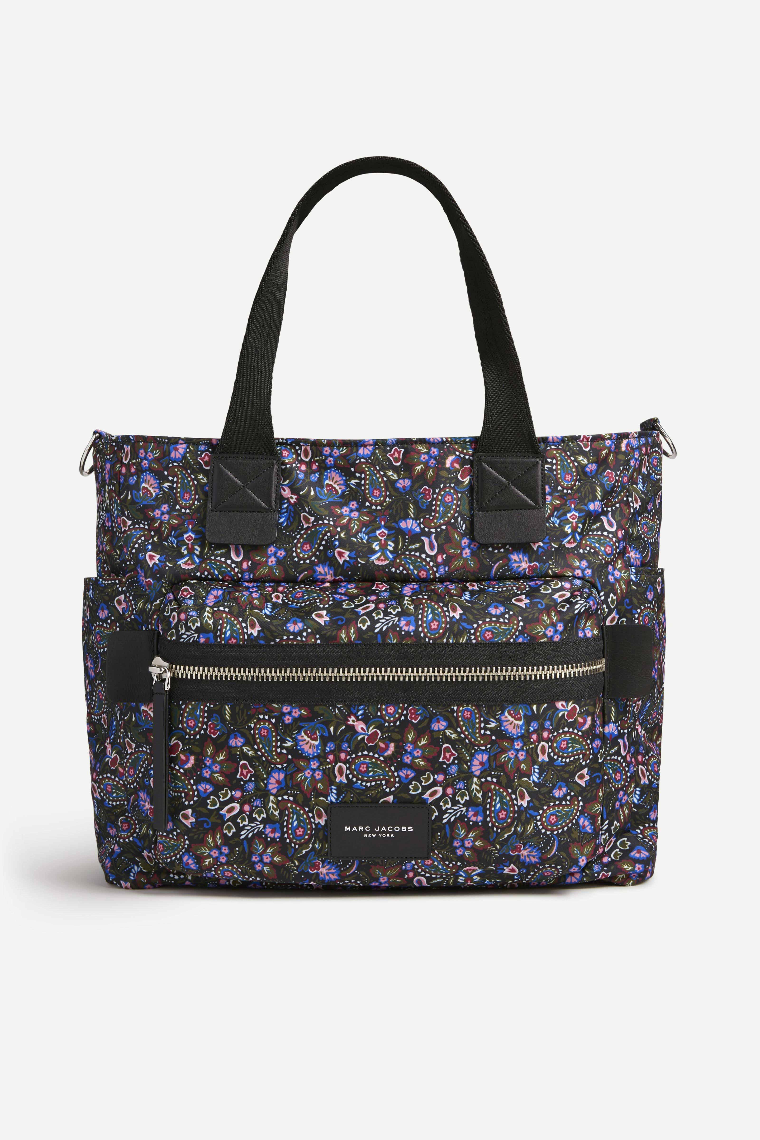 Marc Jacobs 16 - Printed Baby Bag - Purple Multi