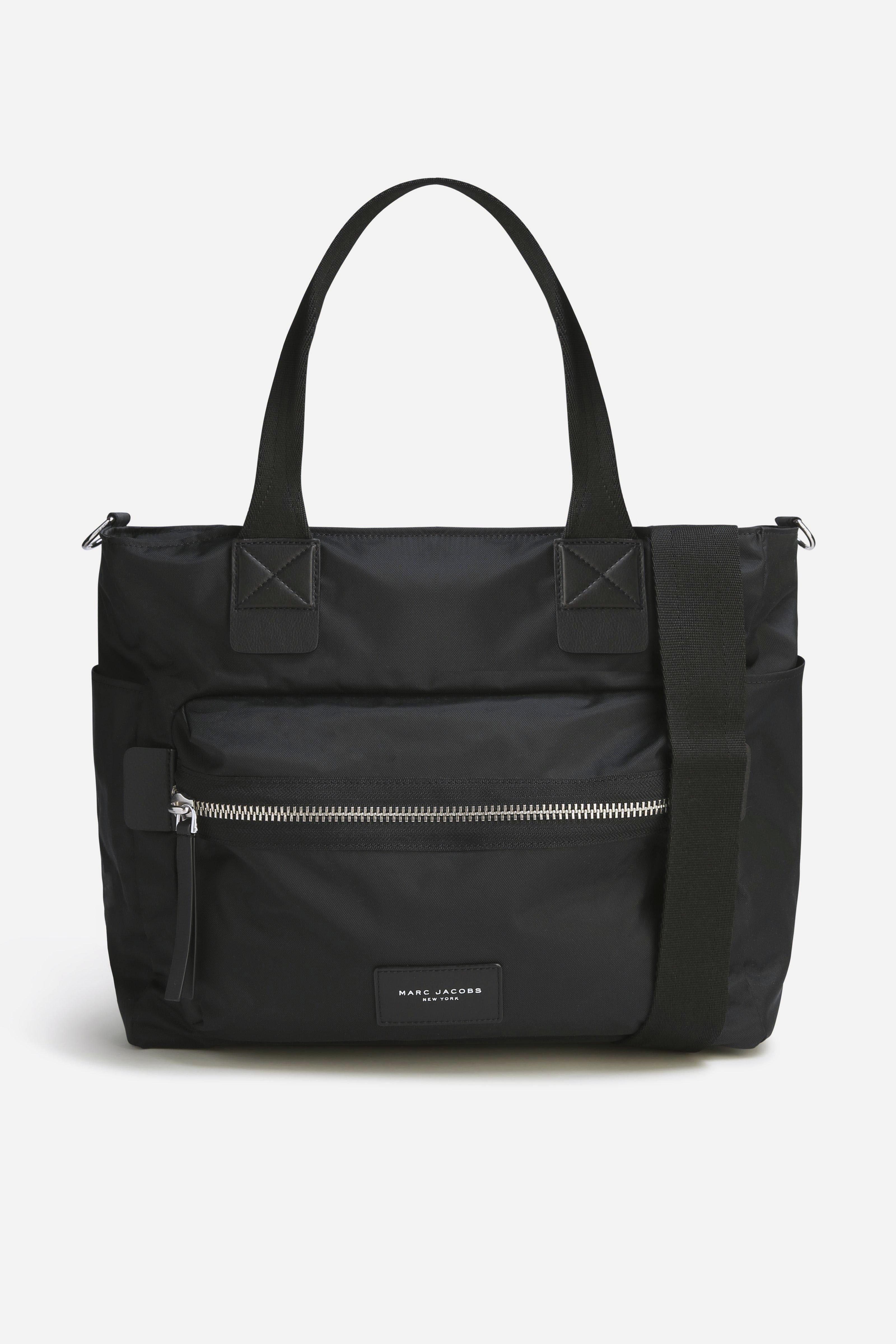 Marc Jacobs 17 - Nylon Biker Baby Bag - Black
