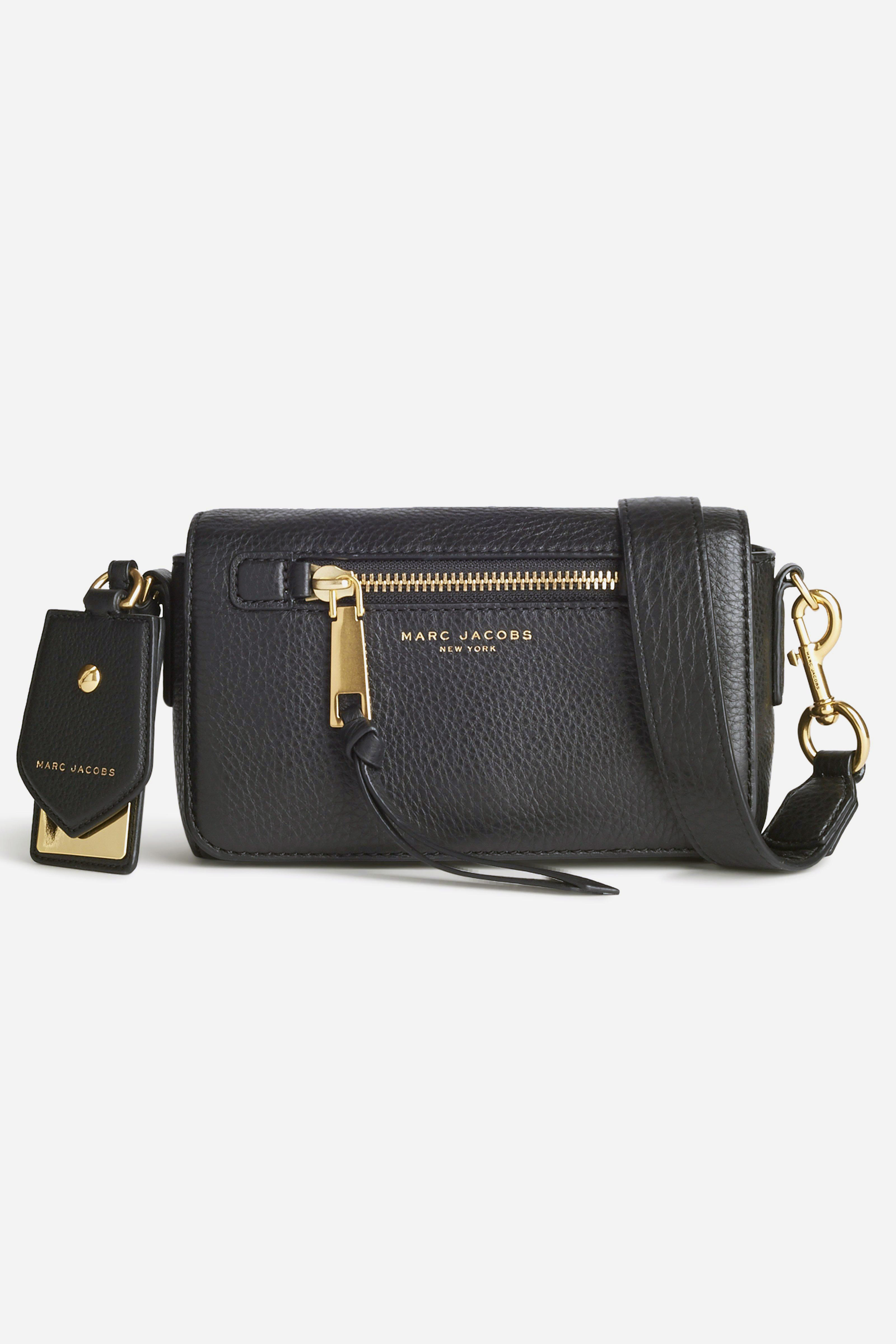 Marc Jacobs 19 - Recruit Crossbody Bag - Black