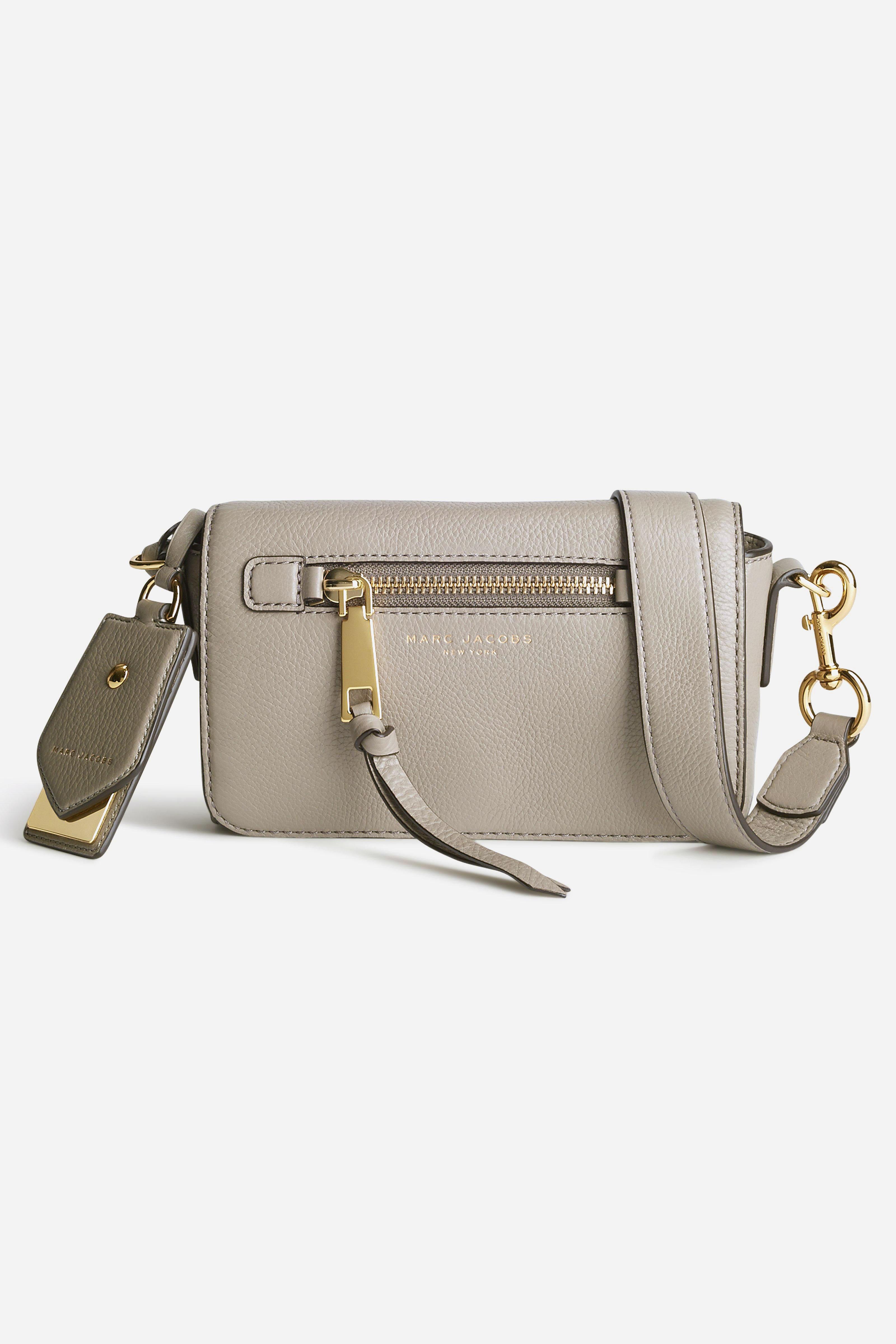 Marc Jacobs 21 - Recruit Crossbody Bag - Mink