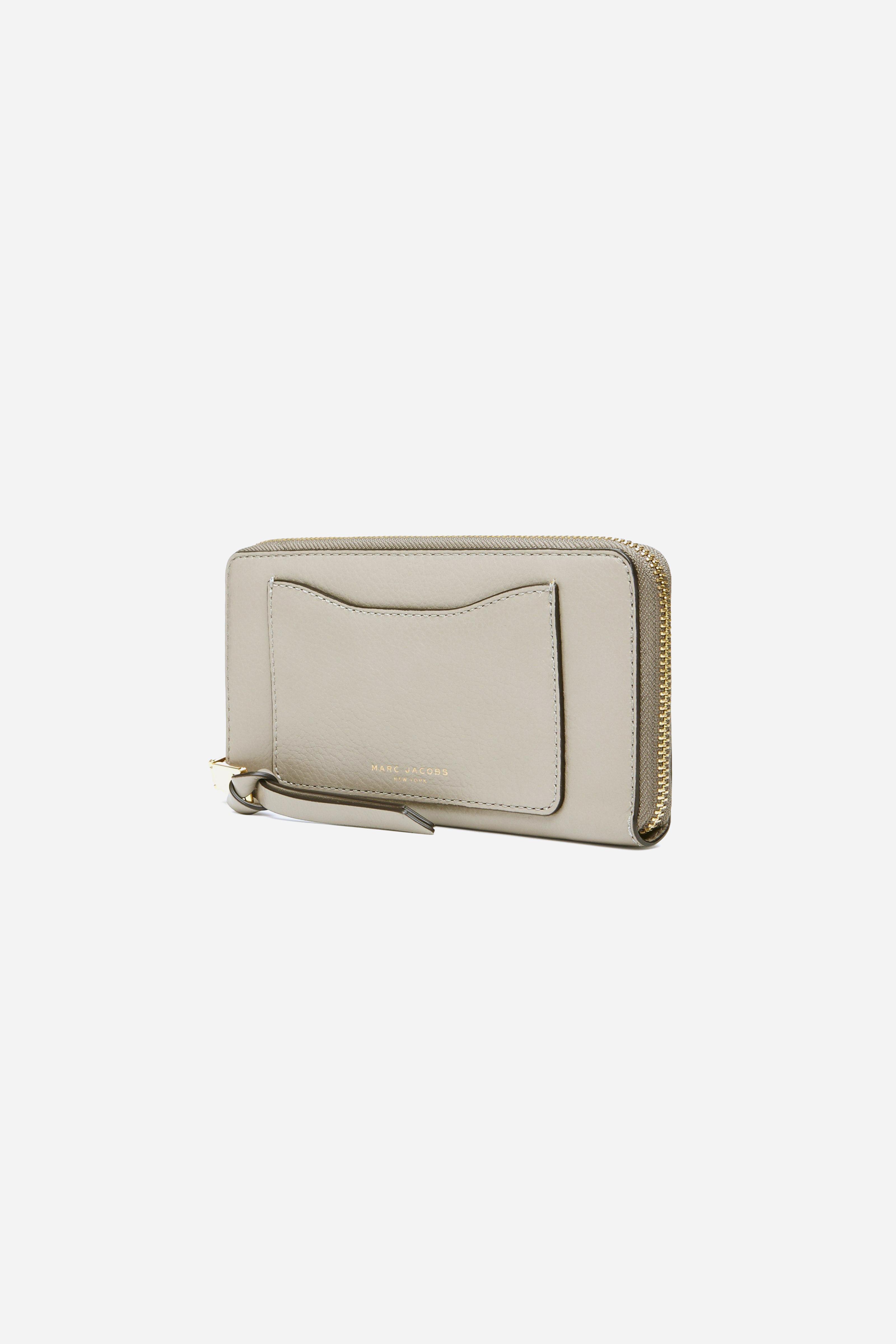 Marc Jacobs 34 - Recruit Continental Wallet - Mink