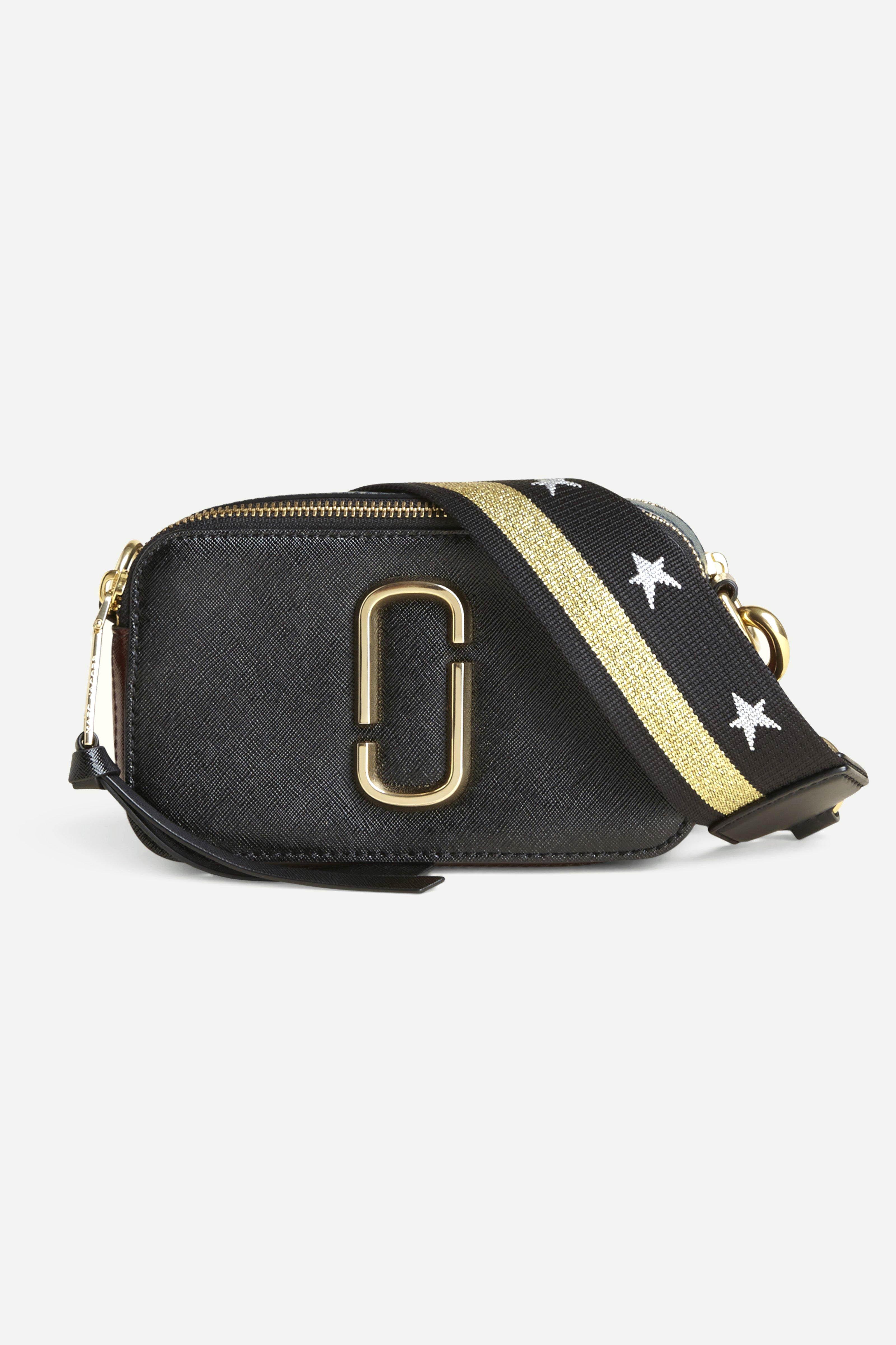 Marc Jacobs 4 - Snapshot Camera Bag - Black