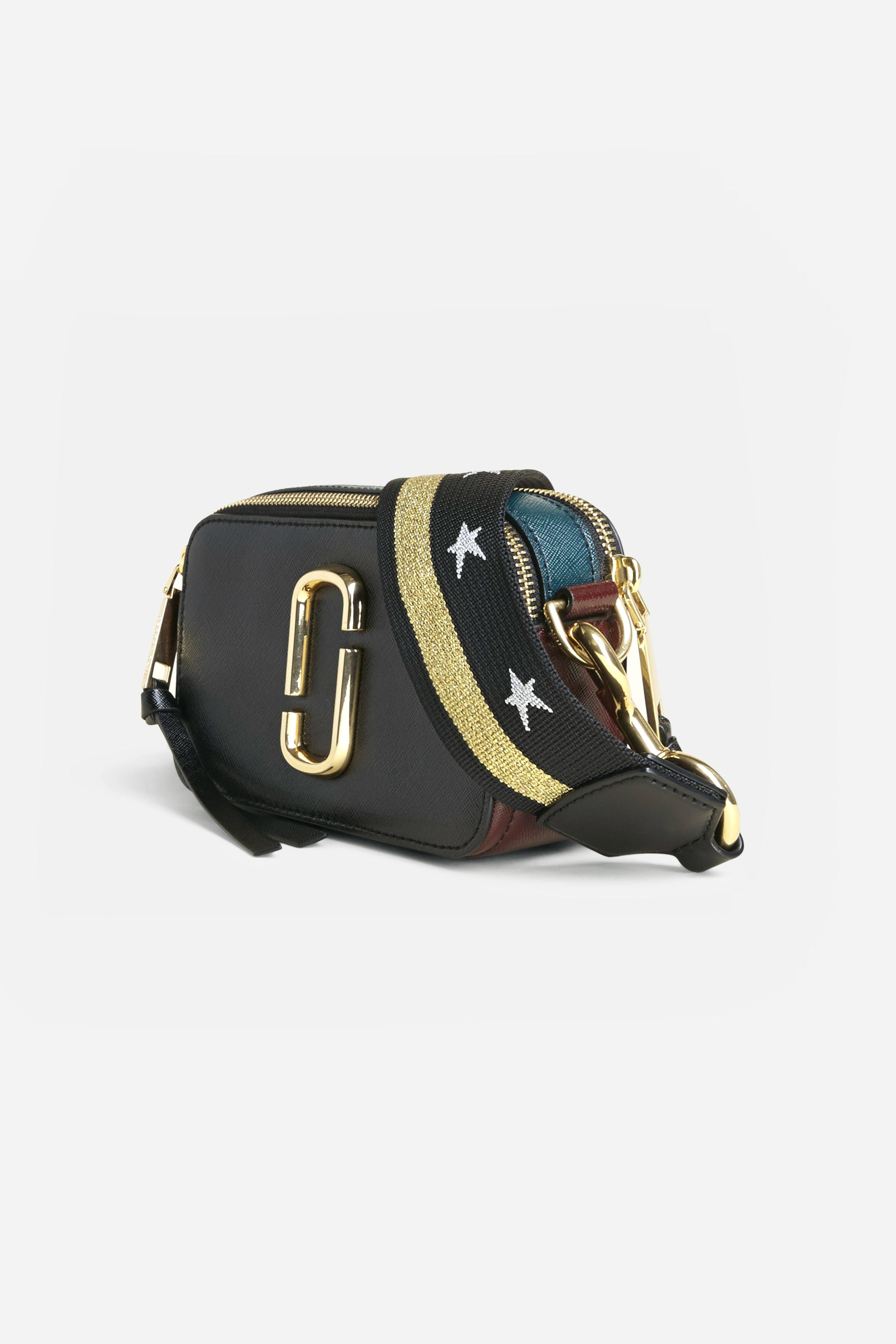 Marc Jacobs 5 - Snapshot Camera Bag - Black