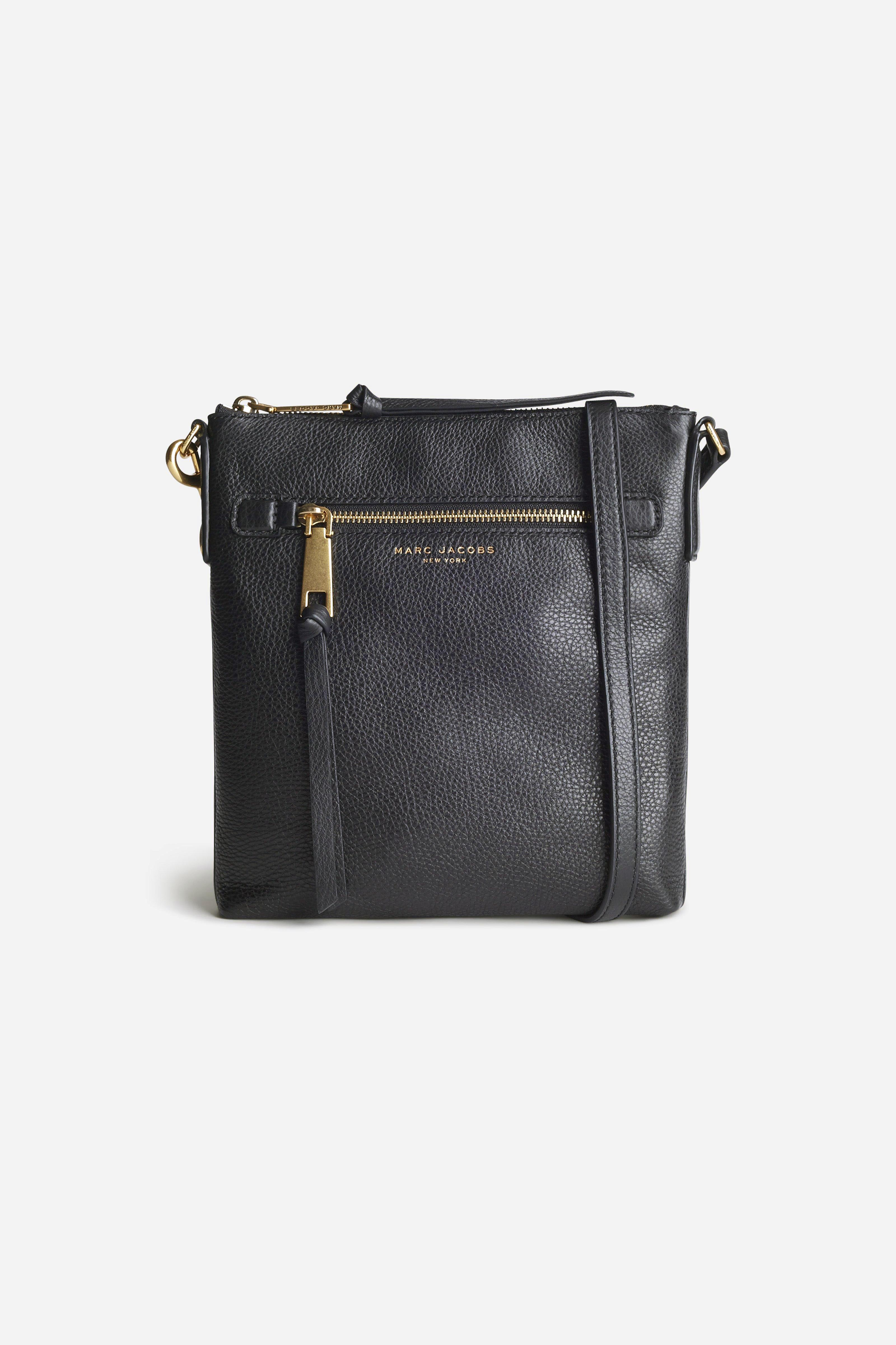 Marc Jacobs 7 - Recruit NS Crossbody Bag - Black