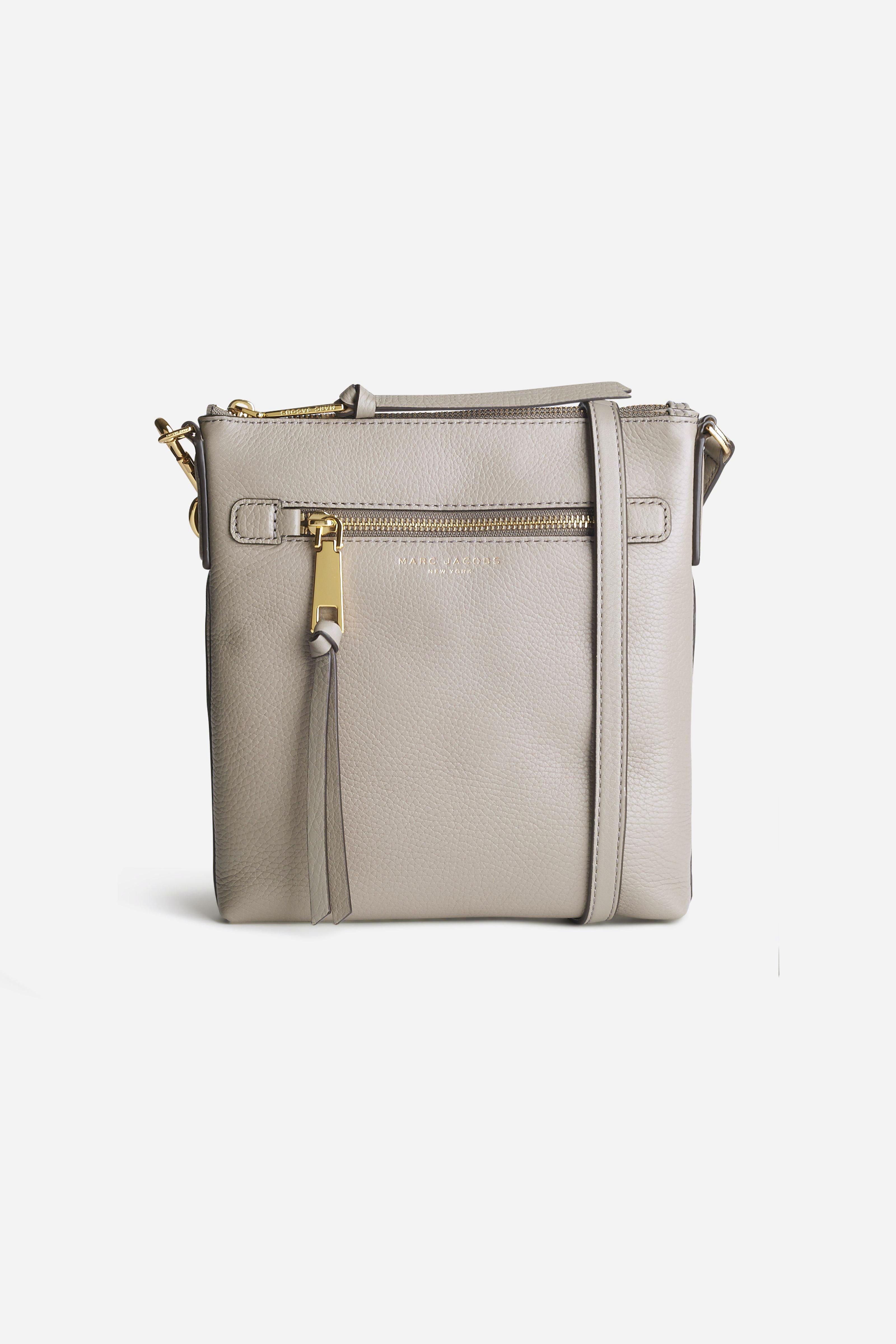 Marc Jacobs 8 - Recruit NS Crossbody Bag - Mink