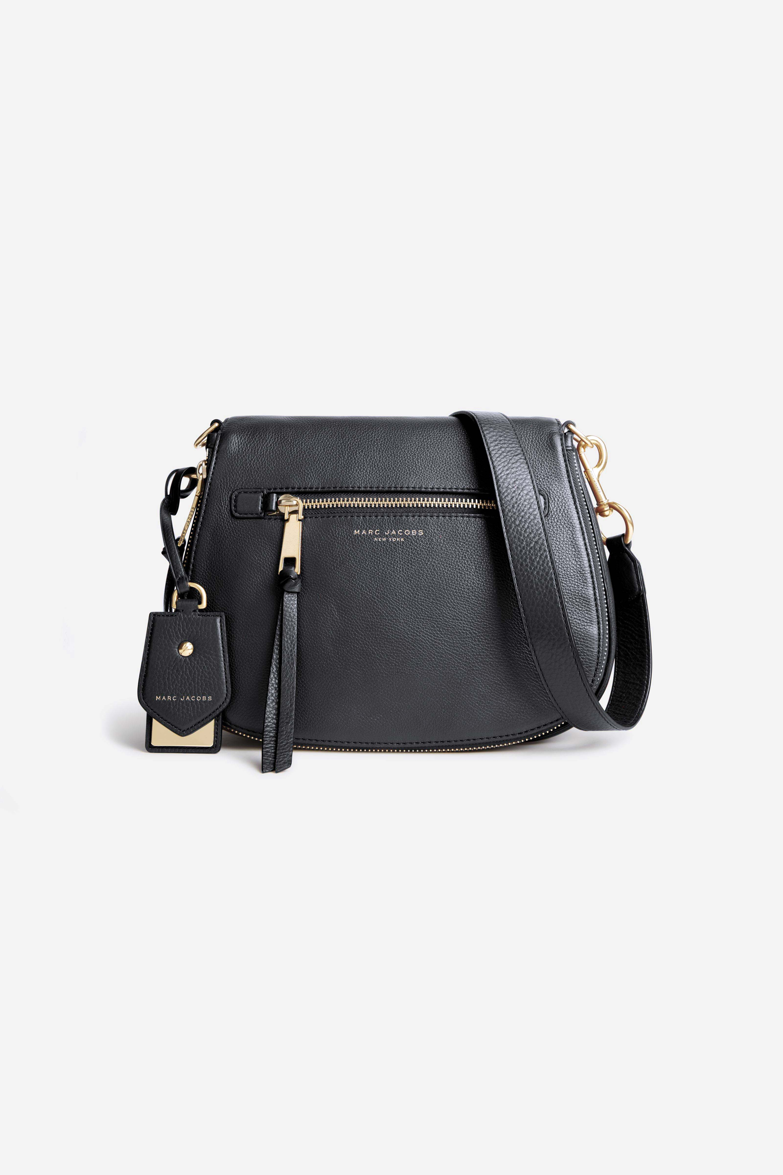 Marc Jacobs 9 - Recruit Small Nomad Bag - Black