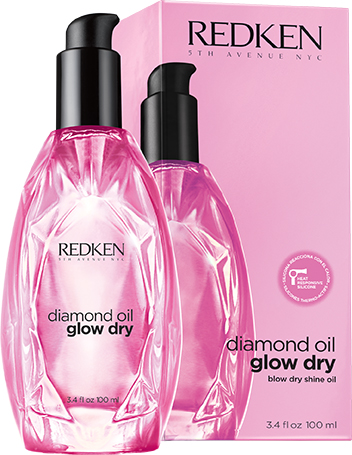 Redken Diamond Oil Glow Dry RRP$45.00