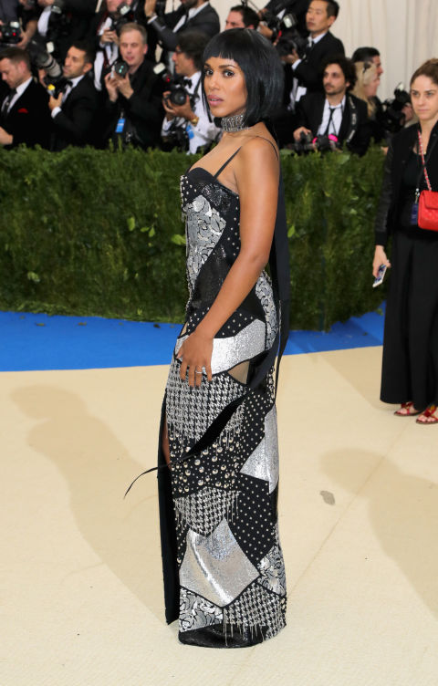 Kerry Washington wearing Michael Kors Collection