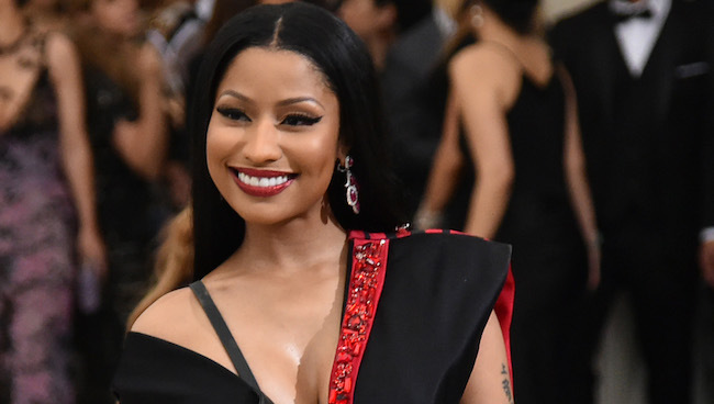 After her tweet went viral, Nicki Minaj has now payed up to $25,000 of her fans student loans.