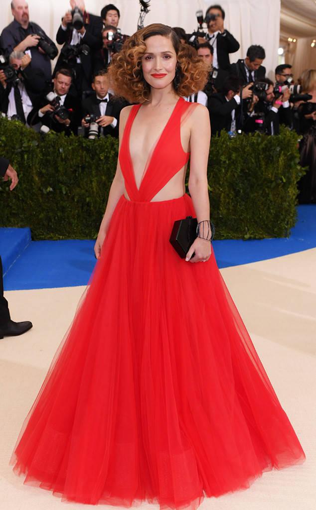 Rose Byrne wearing Ralph Lauren