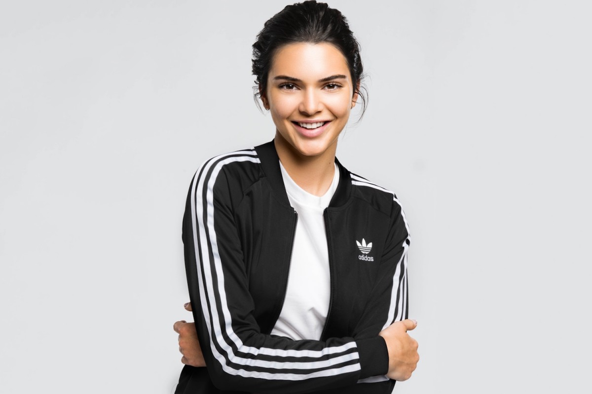 Kendall Jenner has signed up to model for Adidas, which means she might be seen on brother-in-law, Kanye West's Yeezy line.