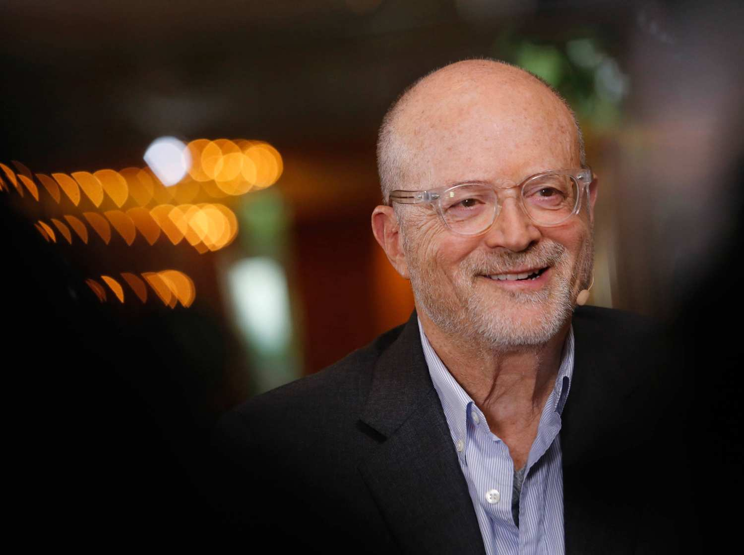 Mickey Drexler is stepping down as CEO of J.Crew.  His replacement has not been named.