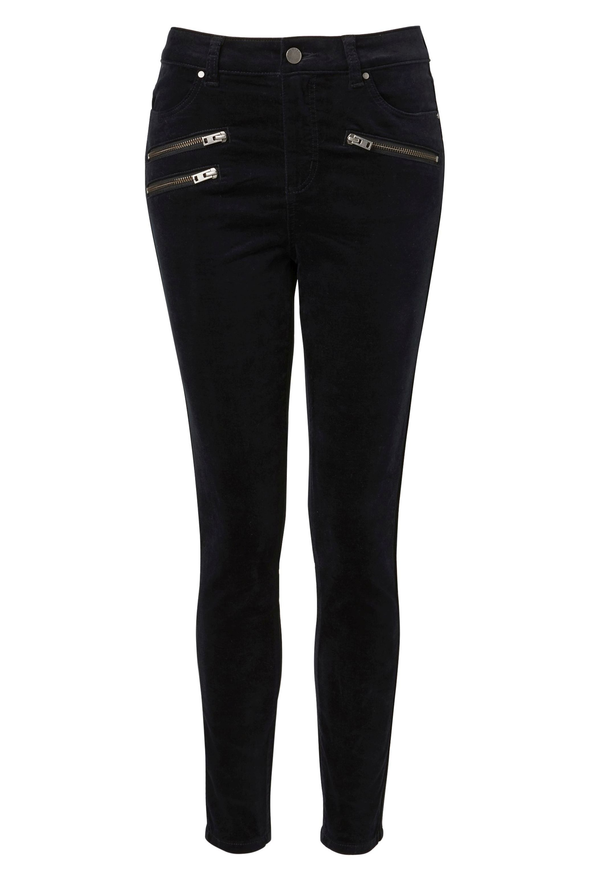 60211806_Witchery Velvet Zip Jean, RRP$169.90
