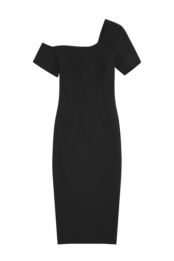 72dpi-239132ae49-71.-BY-JOHNNY,-One-Cold-Shoulder-Pencil-Dress,-350,-www.byjohnny.com.au