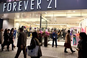 FOREVER 21 SUED AGAIN