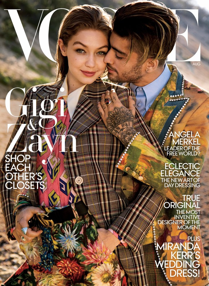 Vogue have apologised for their controversial cover featuring Gigi Hadid and Zayn Malik, with many angry that they were chosen to represent the gender-fluid community.