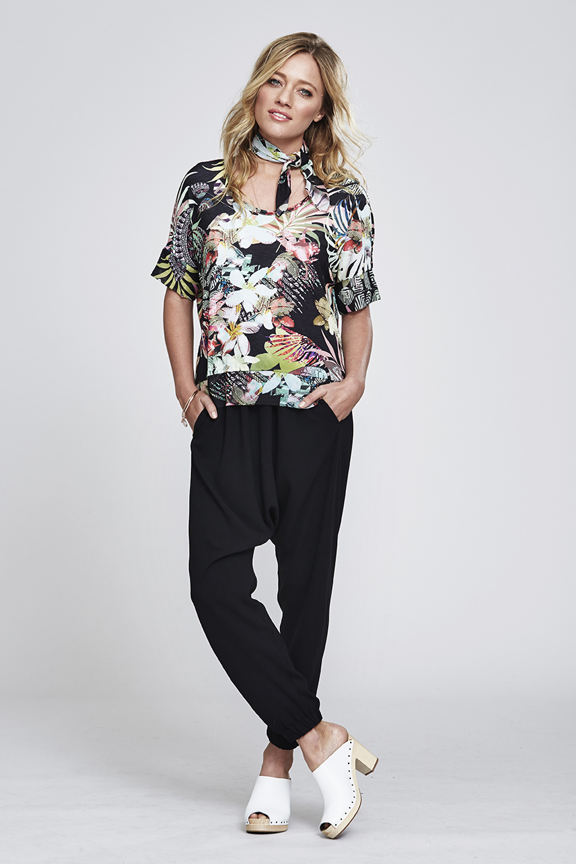 MS127L All Tropic Top MS85 Dream Pant