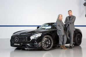 MERCEDES-BENZ PRESENTS…