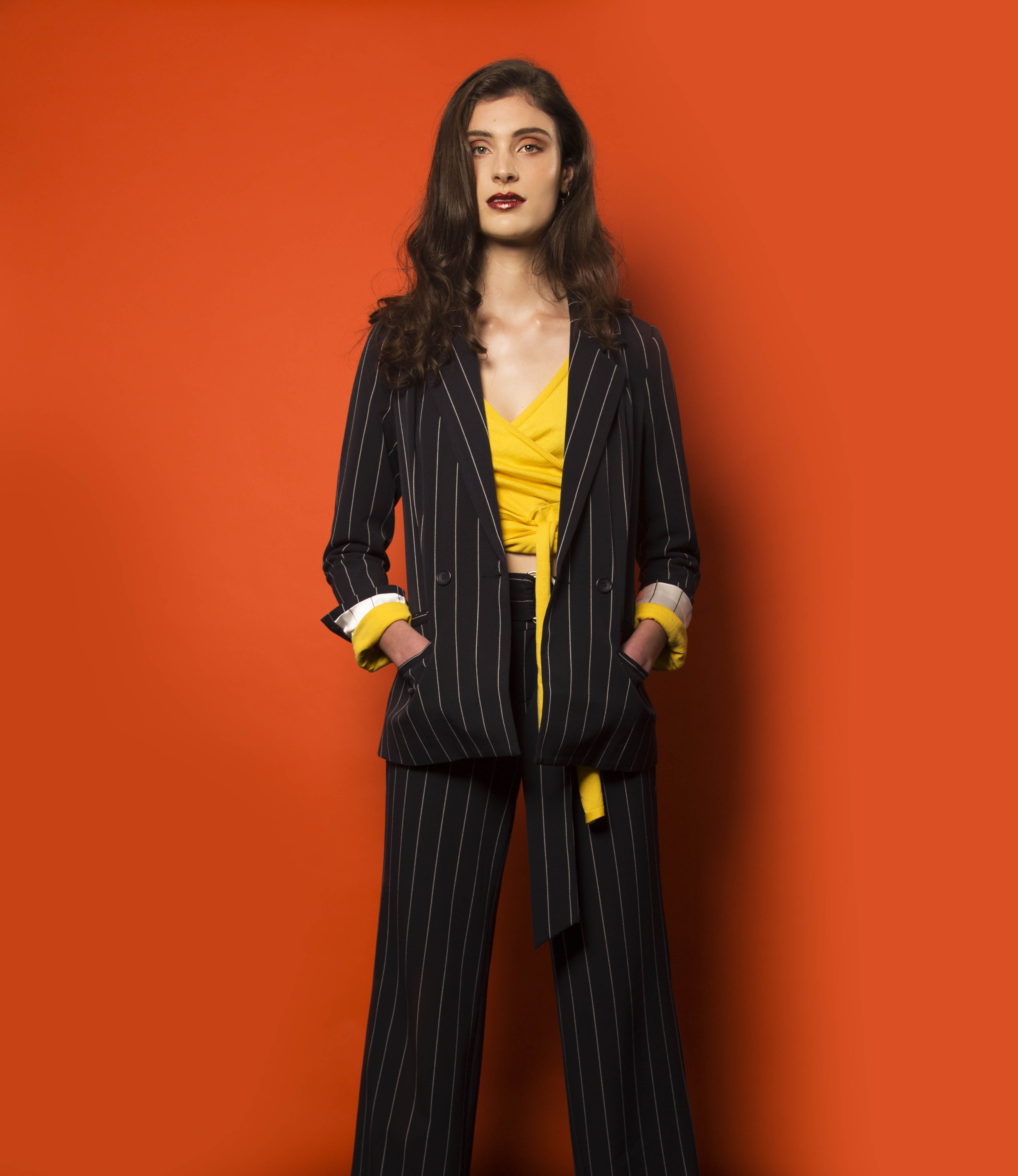 Photographer & Stylist: Caitlan Mitchell Model: Angelica Santini at 62 Models Hair, Makeup & Nails: Tanya Barlow from Hello Tanya