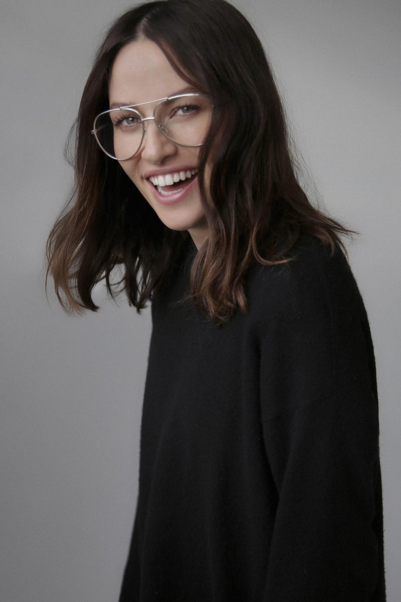 ELLERY X Specsavers_Kym Ellery wears ELLERY 14_2 pairs single vision $369