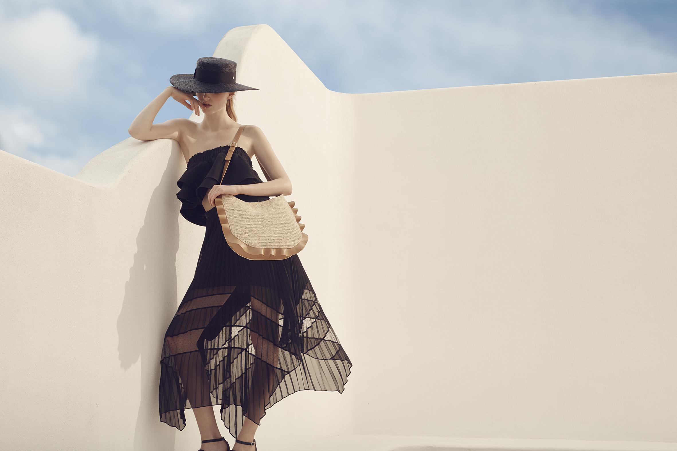 Design Hängelen modisch helen mertl fashion designer designer hängelen 187 a