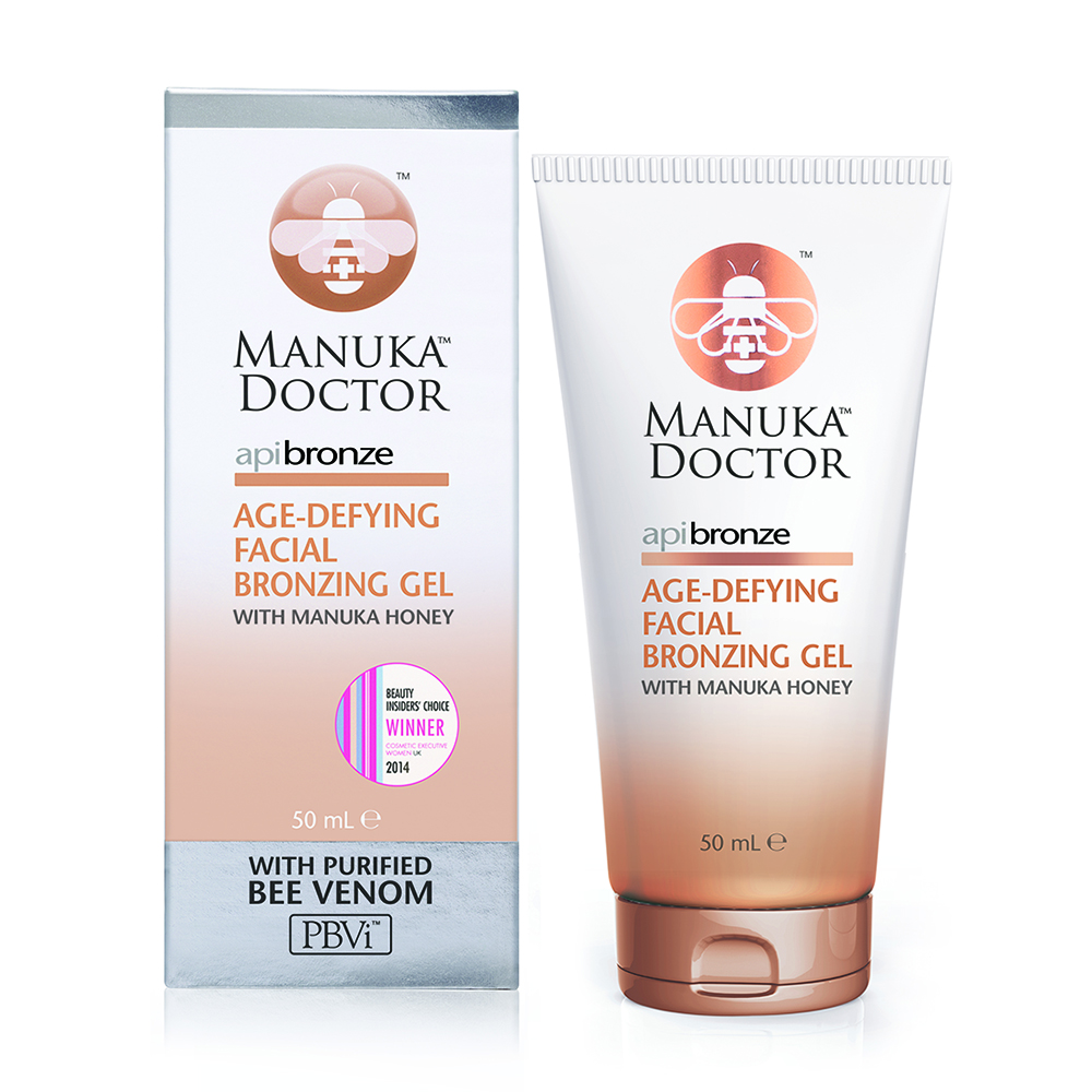 Manuka Doctor ApiBronze Age-Defying Facial Bronzing Gel 50ml RRP$24.95 (1)