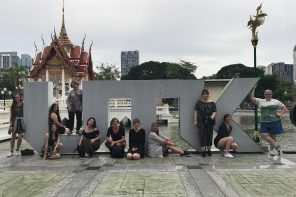 STUDENTS RELISH THAI EXPERIENCE