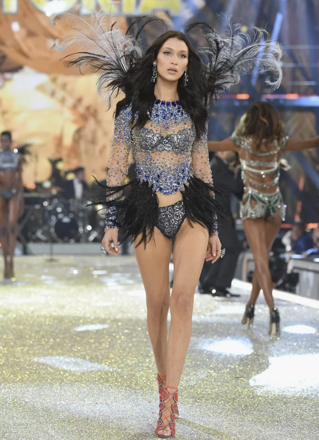 Bella Hadid has confirmed she will walk in this year's Victoria Secrets show.