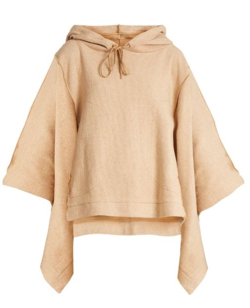 See by Chloe 24 - Poncho Jacket - Camel