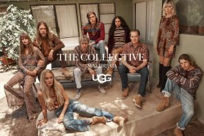 Twin Peaks Star Features In UGG Campaign