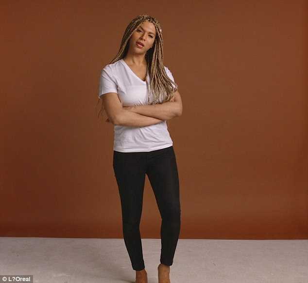 Model Munroe Bergdorf was sacked by L'Oreal after making comments about systemic racism on Facebook. British brand Illamasqua have since announced they have hired her for a rival campaign.