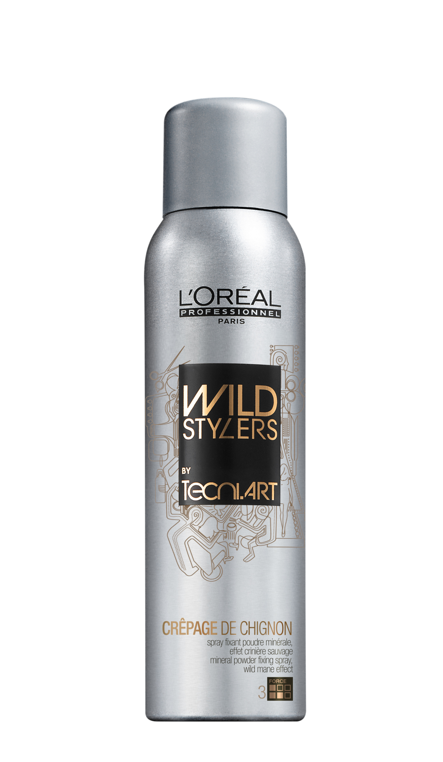 L'Oréal Professionnel Tecni.Art Wild Stylers Crêpage de Chignon RRP$34.50