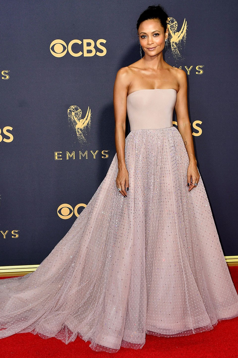 Thandie Newton wears Jason Wu