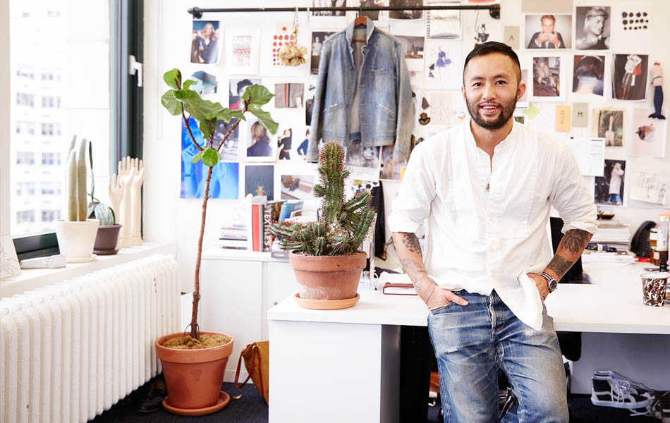 J Crew's future unclear after creative director, Somsack Sikhounmuong, announces departure and will not be replaced.