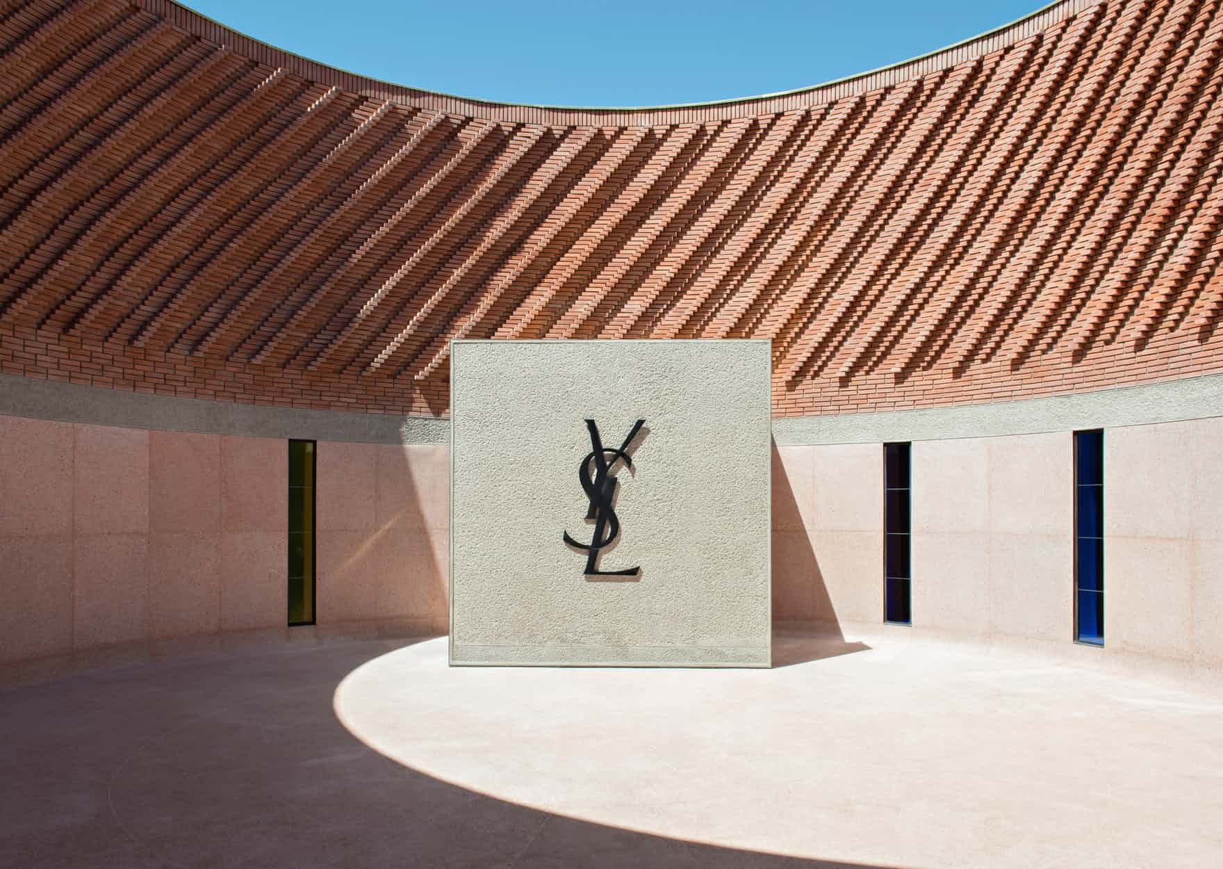A YSL museum has opened in Marrakech and holds more than 4,000 garments and items.