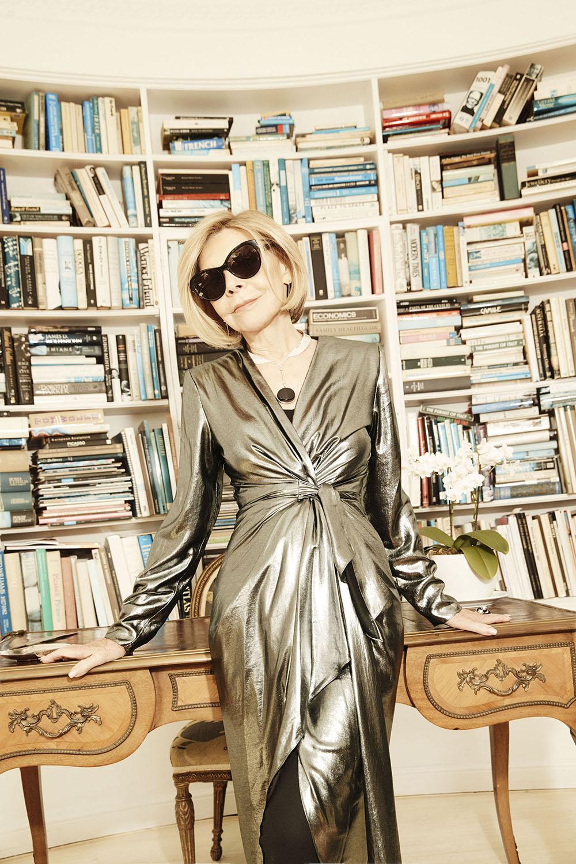Carla Zampatti wears C Zampatti Sun Rx 01 2 pairs single vision $299