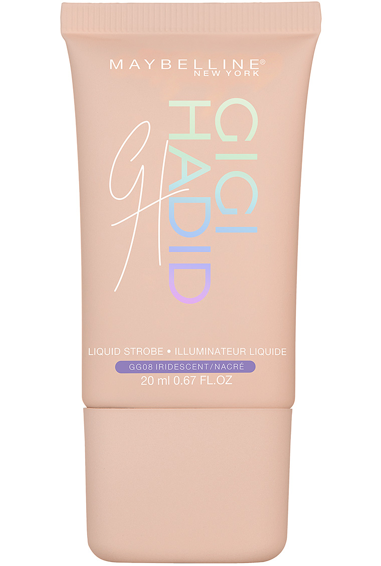 Gigi x Maybelline East Coast Glam Liquid Strobe Cream