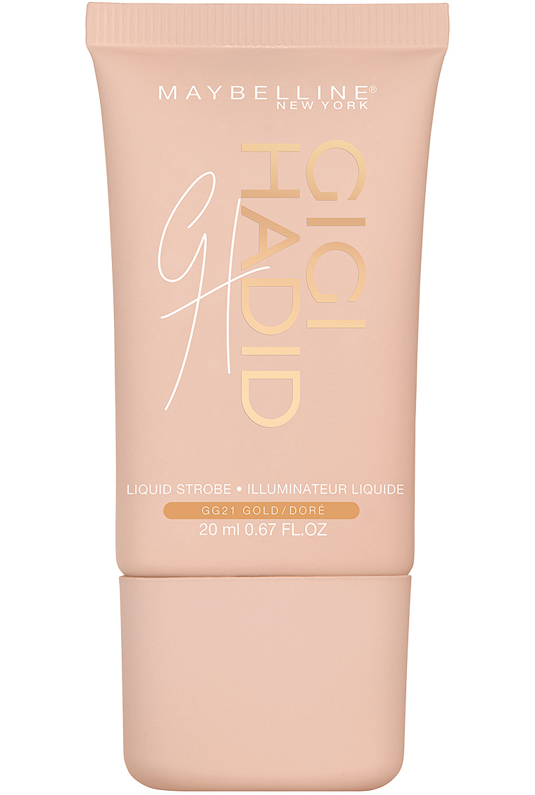 Gigi x Maybelline West Coast Glow Strobe Cream