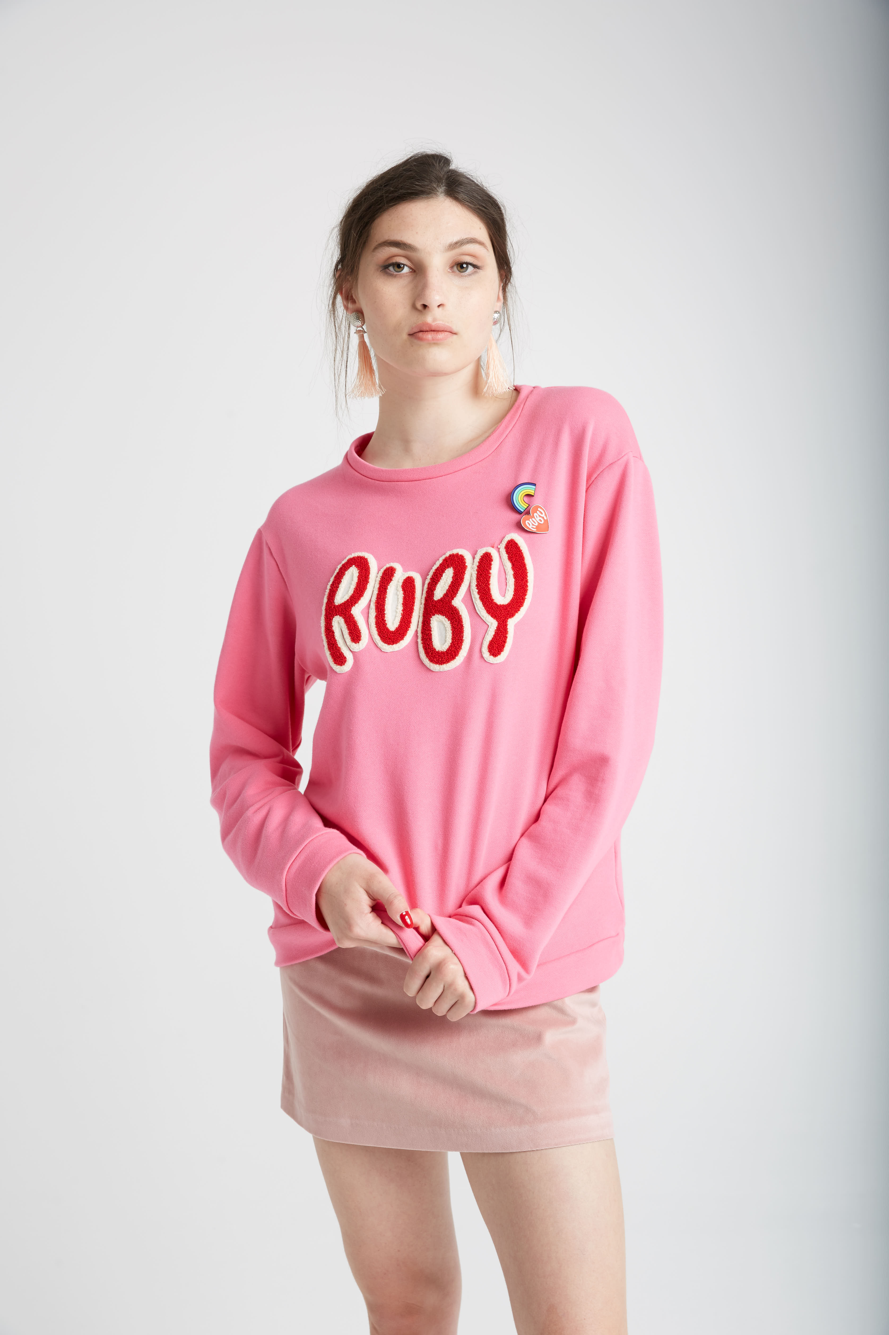 RUBY_RUBY_SWEATER_BUBBLEGUM_MINISKIRT