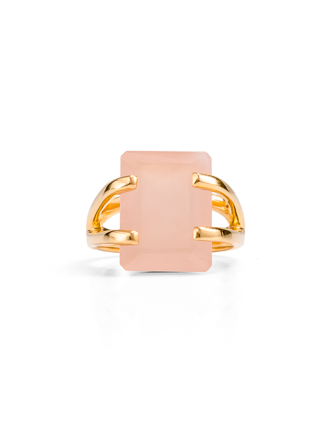 Rose quartz gold ring_$249 (1)