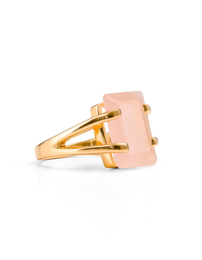 Rose quartz gold ring_$249 (2)